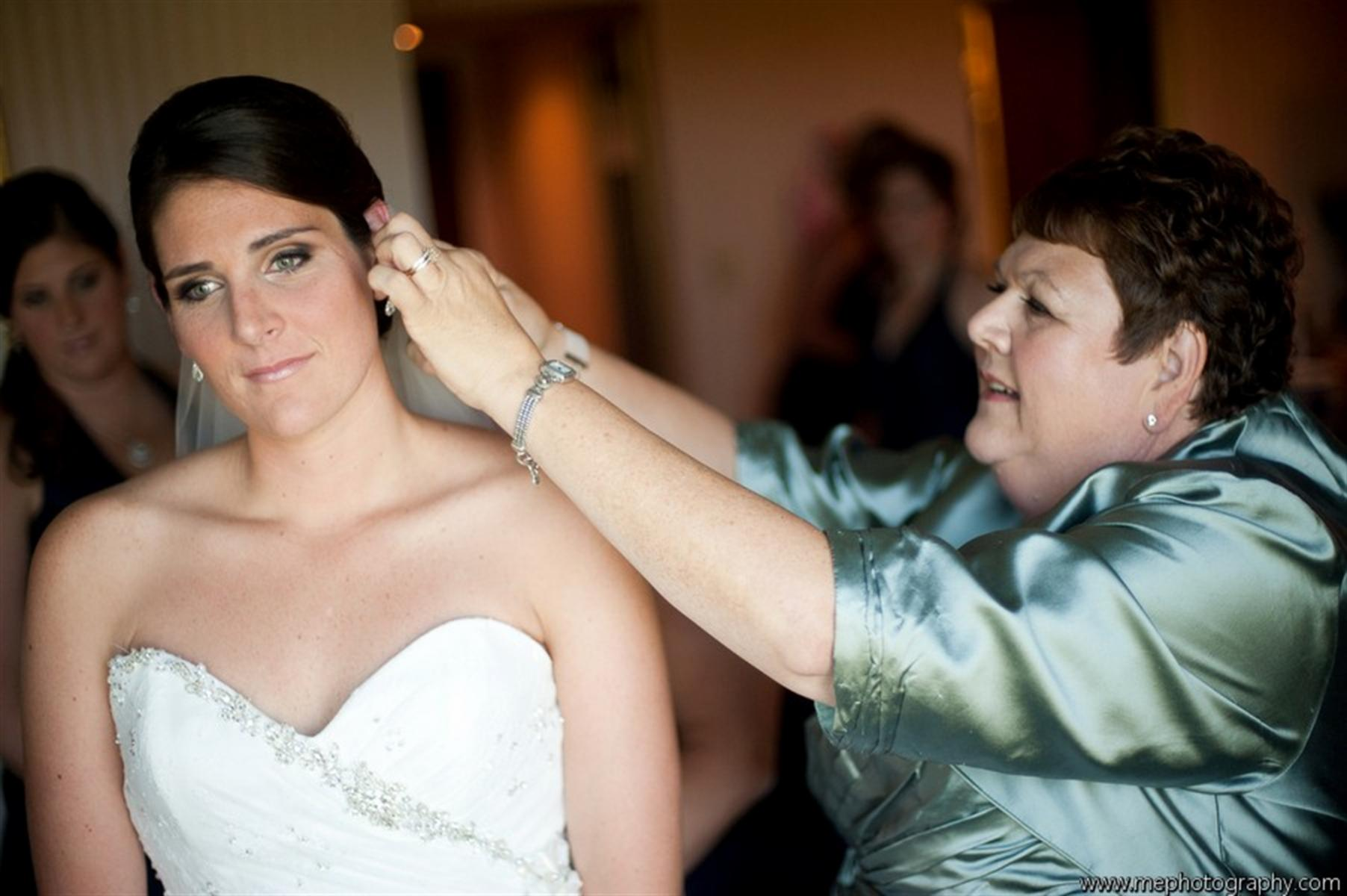 Mindy Whalen Bridal Hair/Nicole Palermo Makeup